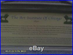 Department 56C. I. C. (THE ART INSTITUTE OF CHICAGO)