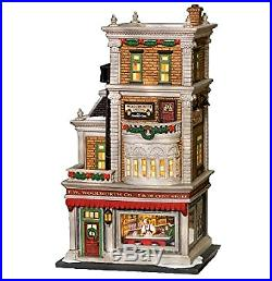 Dept. 56 2005 RARE WOOLWORTH'S #56.59249 Christmas in the City Mint in Box