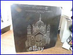 Dept. 56- 25th Anniversary Edition-CIC CATHEDRAL OF ST PAUL Copper Roof-Rare