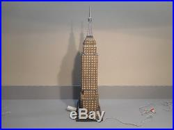 Dept 56 #59207 Empire State Building CIC Series