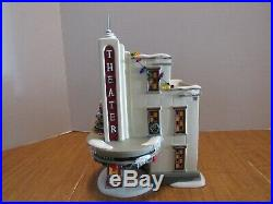 Dept. 56 A Christmas Story 2011 Uptown Theater 809430 Excellent