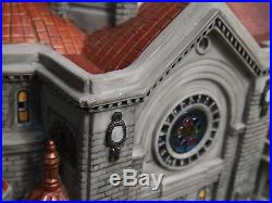 Dept 56 CATHEDRAL OF ST. PAUL ANNIVERSARY EDITION Retired Copper Colored Roof