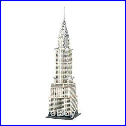 Dept 56 CIC 2013 Chrysler Building #4030342 NIB