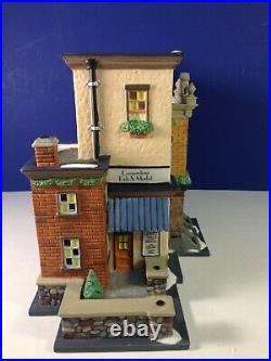Dept 56 CIC Christmas in the City 5th AVENUE SHOPPES Shops 56.59212 Brand New
