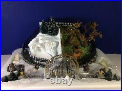Dept 56 CIC Christmas in the City CITY ZOOLOGICAL GARDEN 56.58978 Brand New