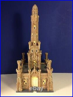 Dept 56 CIC Christmas in the City HISTORIC CHICAGO WATER TOWER 56.59209 NEW RARE