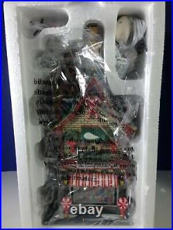Dept 56 CIC Christmas in the City THE CANDY COUNTER 56.59256 Brand New! RARE