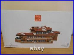 Dept 56 CIC Frank Lloyd Wright's Robie House NIB
