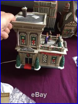 Dept 56 CIC The Regal Ballroom Lovingly Used Mint very hard to find