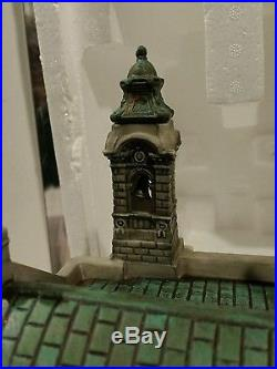 Dept 56 -Cathedral Of St. Paul-Christmas In The City Series -Patina Dome Ed