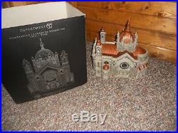 Dept 56 Cathedral of Saint Paul Christmas In The City Copper Roof 58919 NIB St