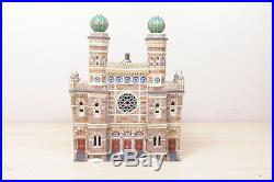 Dept 56 Central Synagogue 5659204 New York Christmas in the City Historical