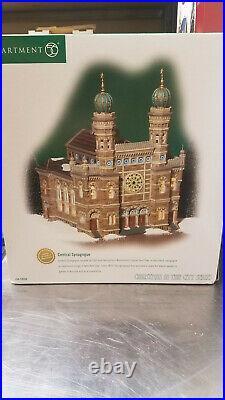 Dept 56 Central Synagogue New