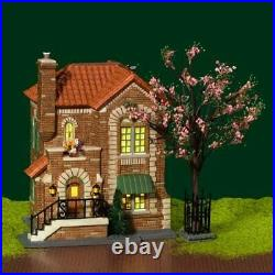 Dept 56 Christmas In The City 1234 FOUR SEASONS PARKWAY 59205 DEALER STOCK-NEW