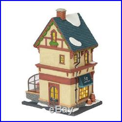 Dept 56 Christmas In The City 2018 Limited STEMS AND VINES GARDEN HOUSE 6000572