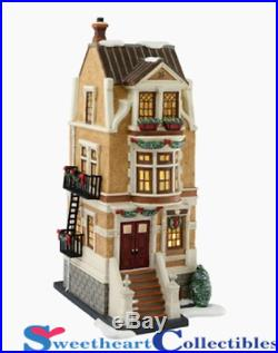 Dept 56 Christmas In The City 36 City West Parkway 4020174 Retired