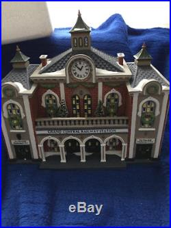 Dept. 56 Christmas In The City 58881 Grand Central Railway Station