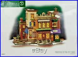 Dept. 56 Christmas In The City 5th Avenue Shoppers 59212 Rare