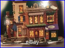 Dept 56 Christmas In The City 5th Avenue Shoppes
