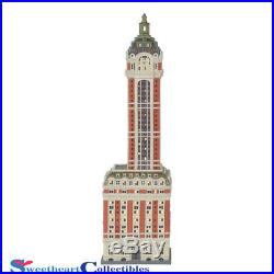 Dept 56 Christmas In The City 6000569 The Singer Building 2018
