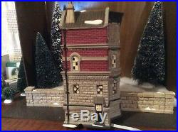 Dept 56 Christmas In The City 64 City West Parkway