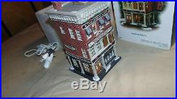 Dept. 56 Christmas In The City 799941 Hammerstein Piano Company In Original Box