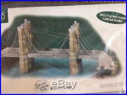 Dept 56 Christmas In The City Brooklyn Bridge-#59247- BRAND NEW