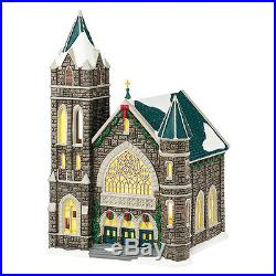 Dept 56 Christmas In The City, CHURCH OF THE ADVENT