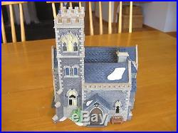 Dept 56 Christmas In The City Cathedral Of St. Mark withBox