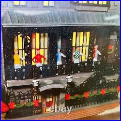 Dept 56 Christmas In The City Club 21 New Retired And Rare Free Shipping
