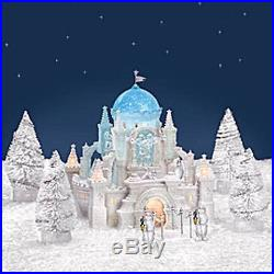 Dept 56 Christmas In The City Crystal Ice Palace
