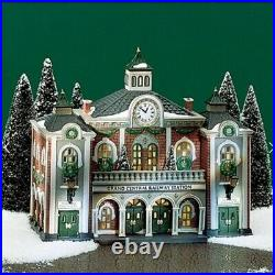 Dept 56 Christmas In The City GRAND CENTRAL RAILWAY STATION 58881 DEALER STOCK