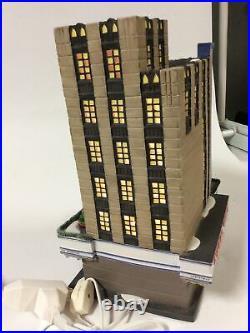 Dept 56 Christmas In The City Radio City Music Hall