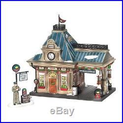 Dept 56 Christmas In The City Royal Oil Company 59220 by Department 56