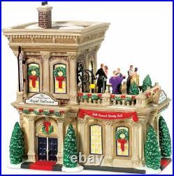 Dept 56 Christmas In The City THE REGAL BALLROOM 799942 DEALER STOCK-NEW IN BOX