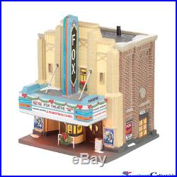 Dept 56 Christmas In The City The Fox Theater Retired 4025242