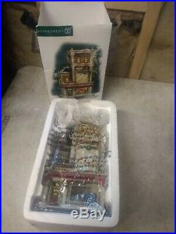 Dept 56 Christmas In The City Woolworth's Dept Store 59249 Very Rare Brand New