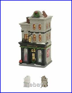 Dept 56 Christmas In the City Maggie On Park Retired! New