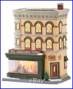 Dept 56 Christmas In the City Nighthawks E. Hopper #4050911 BRAND NEW