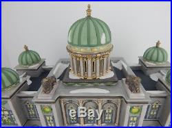 Dept 56 Christmas In the City The Capitol #58887 Never Displayed
