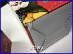 Dept 56 Christmas Village Elf the Movie Buddy's Apartment 4057277 UNOPENED