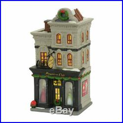 Dept 56 Christmas in the City 4056625 Maggie's On Park