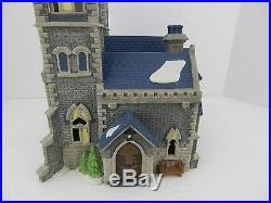 Dept 56 Christmas in the City Cathedral Church of St Mark 55492 Edt #1195/17,500