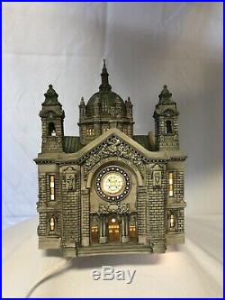 Dept 56 Christmas in the City Cathedral of Saint Paul 58930