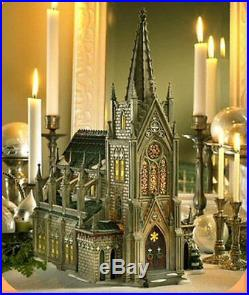 Dept 56 Christmas in the City Cathedral of St. Nicholas #59248SE Artist Signed