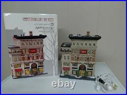 Dept 56 Christmas in the City Dayfields Dept Store