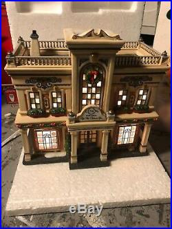 Dept 56 Christmas in the City LENOX CHINA SHOP Very Rare Piece