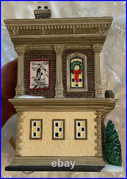 Dept 56 Christmas in the City THE REGAL BALLROOM Animated, Special edition
