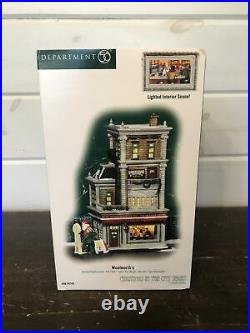 Dept. 56 Christmas in the City Woolworth's 56-59249