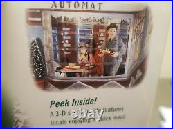Dept 56 Clark Street Automat New
